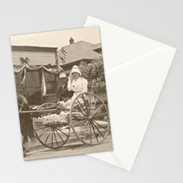 1912 Fourth of July Parade in Denver, Colorado Stationery Cards