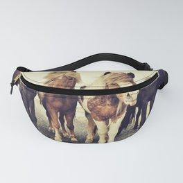 Horses Fanny Pack