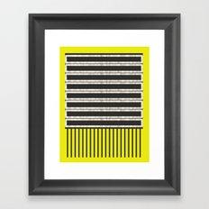 STILE Framed Art Print