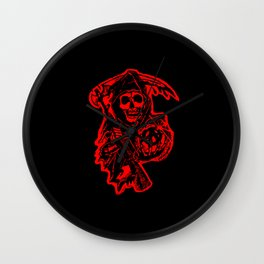 son of anarchy Wall Clock