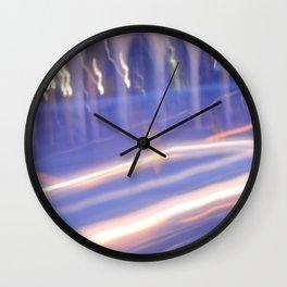 Meridian. Wall Clock