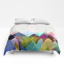 Graphic 104 Comforters