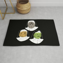Creatures of Habit Rug
