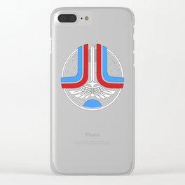 Star League Clear iPhone Case