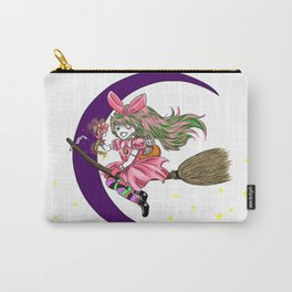 Zoe Zombie as Magical Girl Carry-All Pouch