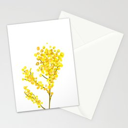 Mimosa 1 Stationery Cards