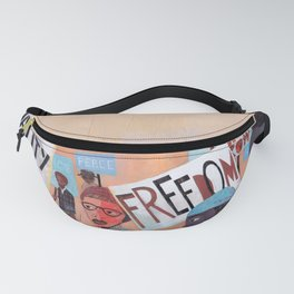 EQUALITY NOW Fanny Pack