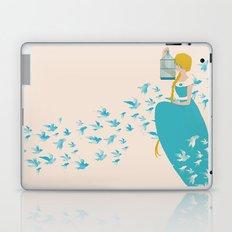 Flying Birds Laptop & iPad Skin