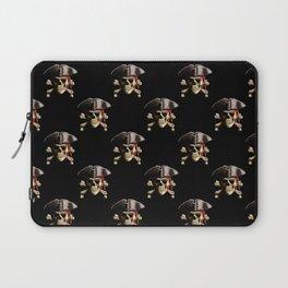 The Jolly Roger Pirate Skull Pattern Laptop Sleeve