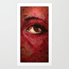 Conquistame Art Print