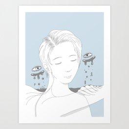 Prettyboy #1 Art Print