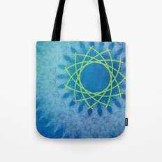 Ice Rotation Tote Bag