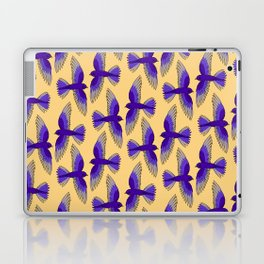 Purple Martins Laptop & iPad Skin