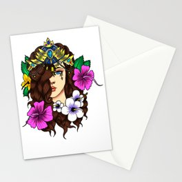 Nature Love (Shaded Colors) Stationery Cards