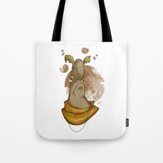 Al the Alien Tote Bag