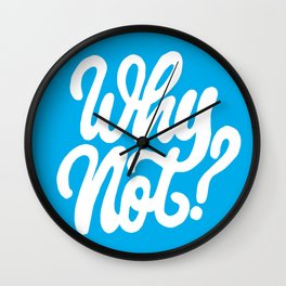 Don't over think it! Wall Clock