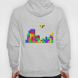 Tetris print design Hoody