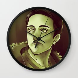 In the Flesh - Simon Monroe Wall Clock