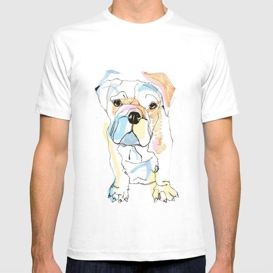 Bulldog Colour T-shirt