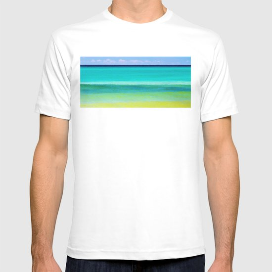the colors of the sea T-shirt