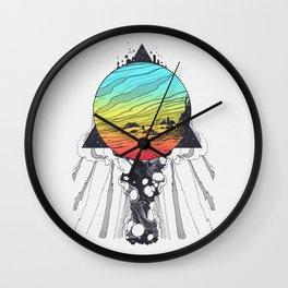 Filtering Reality Wall Clock