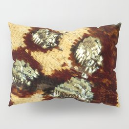 BUTTERFLY MAGNIFIED - ANTEROS FOMOSUS Pillow Sham