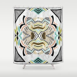 Bandana 2 Shower Curtain