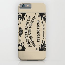 Spirit Board iPhone Case