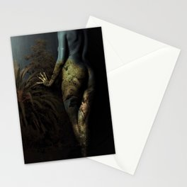 Midnight At The Oasis Stationery Cards