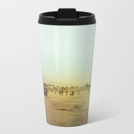 Wild Beach Travel Mug