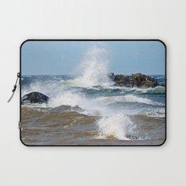 Surf's Spray Laptop Sleeve