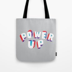 Power Up Tote Bag