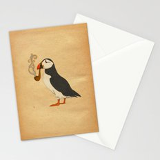 Puffin' Stationery Cards