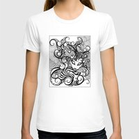 cheshire cat T-shirts featuring cheshire cat by vasodelirium