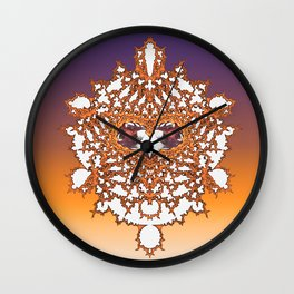 Lacey Wall Clock