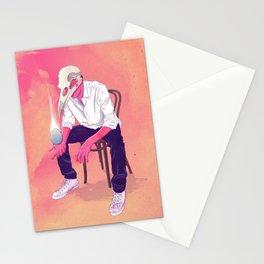 Nascentes Morimur Stationery Cards
