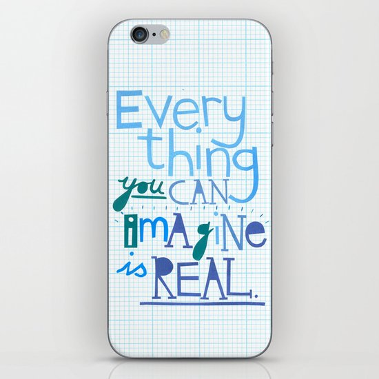 Everything you can imagine... iPhone & iPod Skin
