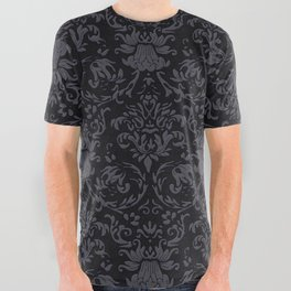 Victorian Gothic All Over Graphic Tee