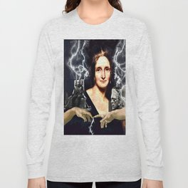 Mary Shelley Long Sleeve T-shirt