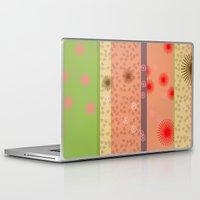 yoshi Laptop & iPad Skins featuring yoshi by fiona mcdonald