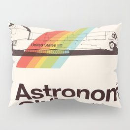 Astronomy Club Pillow Sham