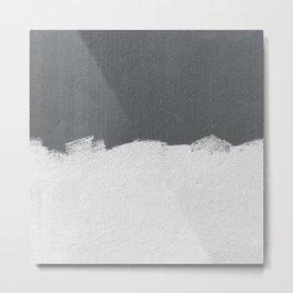 Wall Paint Metal Print