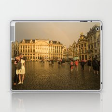From Brussells with Love Laptop & iPad Skin