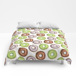 I Donut Know Comforters