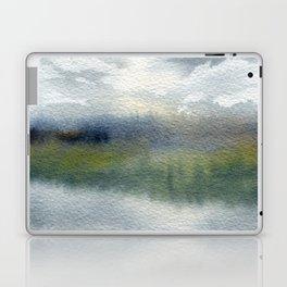 Watercolour Postcard Laptop & iPad Skin