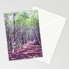 Choose the Path to Wisdom  Stationery Cards