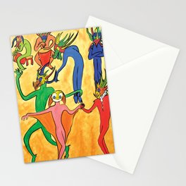 Vejigantes Stationery Cards