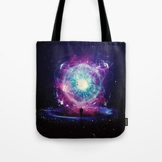 Learning To See Tote Bag
