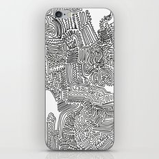 Squigglies iPhone & iPod Skin