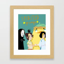 gamegrumps Framed Art Print